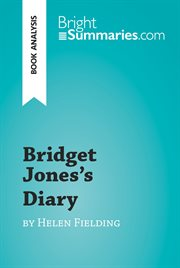 Bridget Jones's Diary by Helen Fielding (book Analysis)