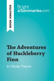 The adventures of Huckleberry Finn by Mark Twain cover image