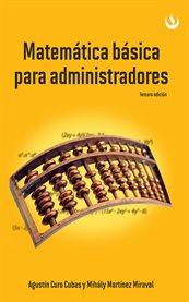 Matemática básica para administradores