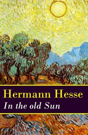 In the old sun a rediscovered novella cover image