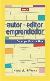 Autor - editor emprendedor