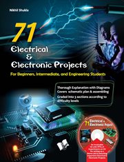 71 Electrical & Electronic Projects