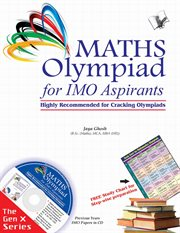 Mathematics Olympiad for Imo Aspirants