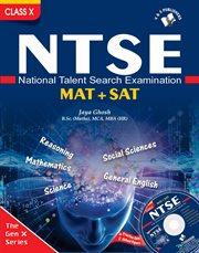 Ntse &#x2013%x; National Talent Serach Examination
