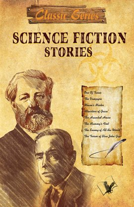 Cover image for Science Fiction Stories