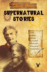 Supernatural stories cover image