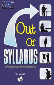 Out of syllabus career success tips that no one taught you cover image