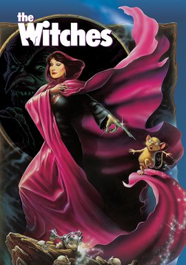 The Witches / Anjelica Huston