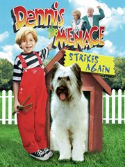 Dennis the menace strikes again cover image