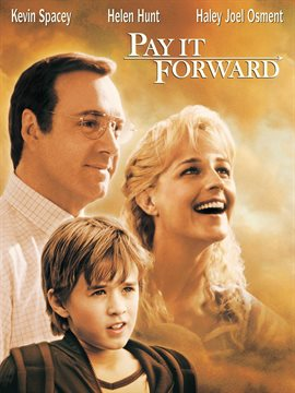 Cover image for Pay It Forward