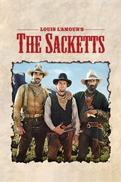 Louis L'Amour's The Sacketts cover image
