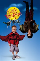 The little vampire cover image