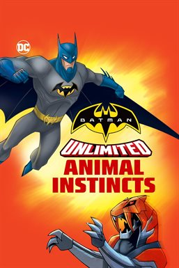 Cover image for Animal Instincts