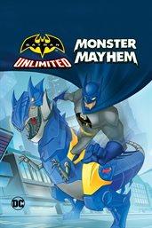 Batman unlimited. Monster mayhem cover image
