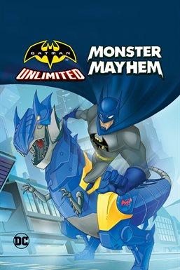 Cover image for Monster Mayhem