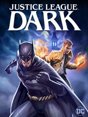 Justice League Dark cover image