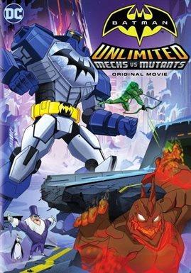 Cover image for Mechs vs. Mutants