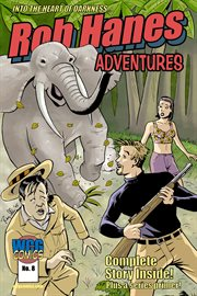 Rob hanes adventures:the last explorer. Issue 8 cover image