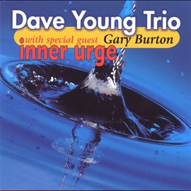 Cover image for Inner Urge (with Gary Burton)