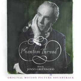 Phantom Thread  cover