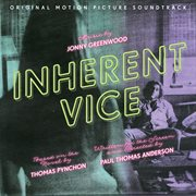 Inherent vice original motion picture soundtrack cover image