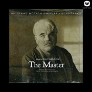 The master: original motion picture soundtrack cover image