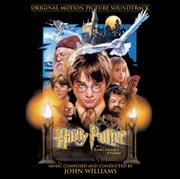 Harry Potter and the sorcerer's stone original motion picture soundtrack cover image