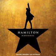 Hamilton: original Broadway cast recording cover image