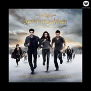 The twilight saga: breaking dawn - part 2 the score music by carter burwell cover image