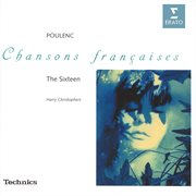 POULENC, F: Choral Music (Chansons francaises) (The Sixteen, Christophers) cover image