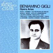 Opera arias cover image