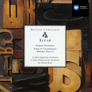 Elgar: enigma variations - pomp & circumstance marches nos.1-5 cover image