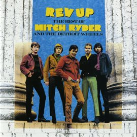 Cover image for The Best of Mitch Ryder & The Detroit Wheels