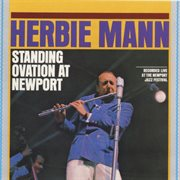 Standing ovation a newport cover image