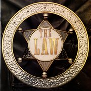 The law cover image