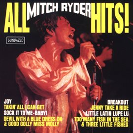 Cover image for All Mitch Ryder Hits