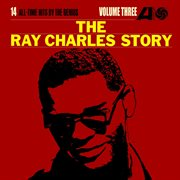 The ray charles story, volume three cover image