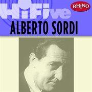Rhino hi-five: alberto sordi cover image
