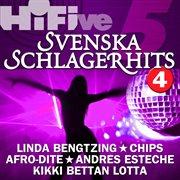 Hi-five: Svenska Schlagerhits 4