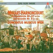 Mozart : Symphony No.27 & Serenade No.5