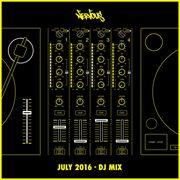 Nervous July 2016 - Dj Mix