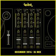 Nervous december 2016 - dj mix cover image
