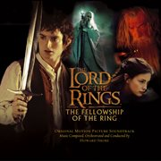 The lord of the rings, the fellowship of the ring original motion picture soundtrack cover image