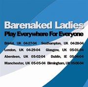 Play Everywhere for Everyone - Dublin, Ie  5-4-04