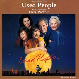 Cover image for Used People (Original Score)