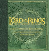 The lord of the rings - the return of the king - the complete recordings cover image