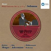 Mozart: piano concertos 15, 23 & 24 cover image