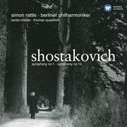 Symphony no 14 ; : Symphony no 1 cover image