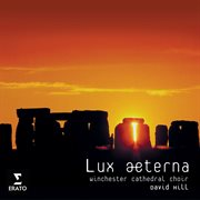 Lux aeterna motets cover image