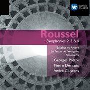 Symphonies 2, 3 & 4